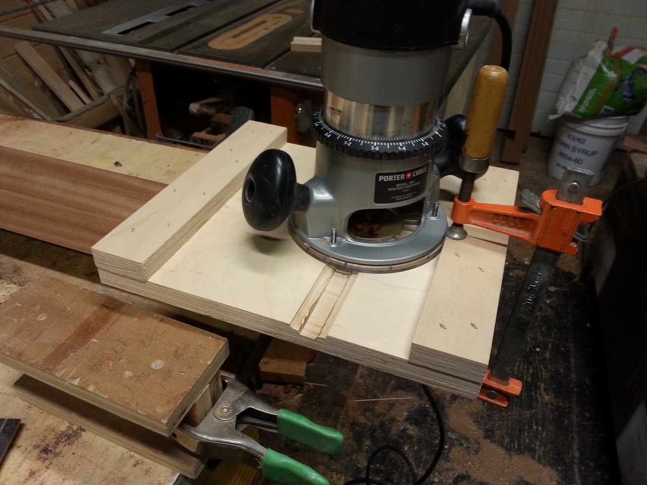 A Cabinetmakers Photos